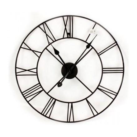 Helt nye Romertall klokke (stor) | Celis.no - Pynt, accessories, julebutikk CG-19